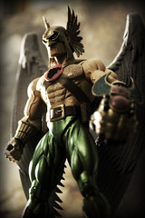Hawkman (ElDave) Tags: macro toy toys actionfigure dc dccomics justiceleague jsa jla hawkman edmcguinness 1on1objects justicesociety
