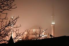 Fatih Camii - Fatih Mosque (Bilal K) Tags: turkey explorer turkiye istanbul mosque sis cami exp camii aa mart cemaat