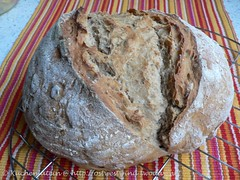 Nussbrot - Brot backen 001