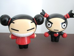 :: Funny Love :: (Warm 'n Fuzzy) Tags: cute love toys character collection korean kawaii garu pucca valentinesday happymeal vooz puccalove funnylove