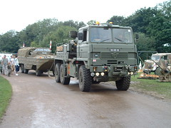 Foden Military Wrecker / Rewcovery (classic vehicles) Tags: truck army military tow recovery eka wrecker reme foden amphibiousvehicle dukwaanphibiousvehicle dukwa