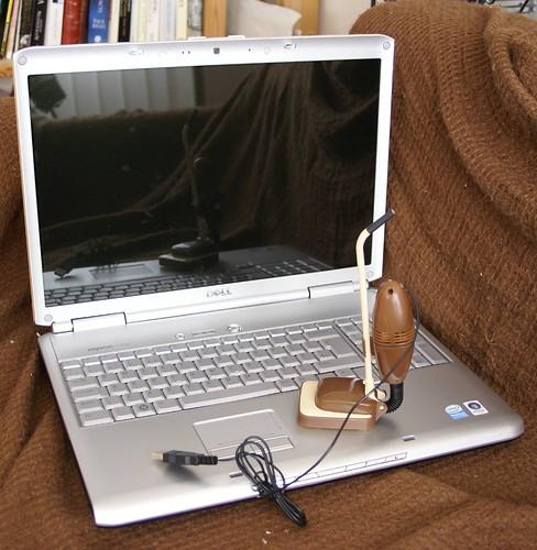 USB Hoover