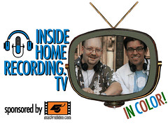 Inside Home Recording.TV  at Flickr.com