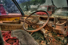Minicab 55 (Suharwan) Tags: indonesia rusty jakarta hdr 3xp canoneos400d canonefs1022f3545usm hdraward minicab55