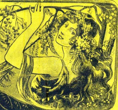 Ilustração Portugueza, No. 473, March 15 1915 - back covera
