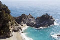 Julia Pfeiffer State Beach, Big Sur CA