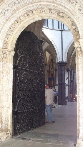 The entrance 3