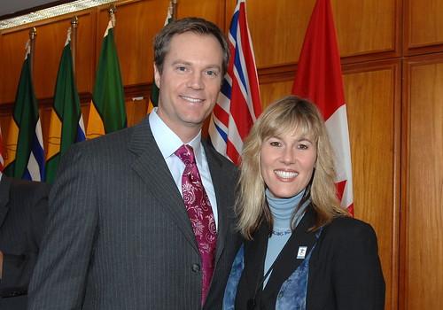Chris Gailus & Kim Capri