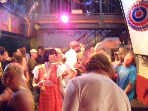 French Party in De Nieuwe Anita