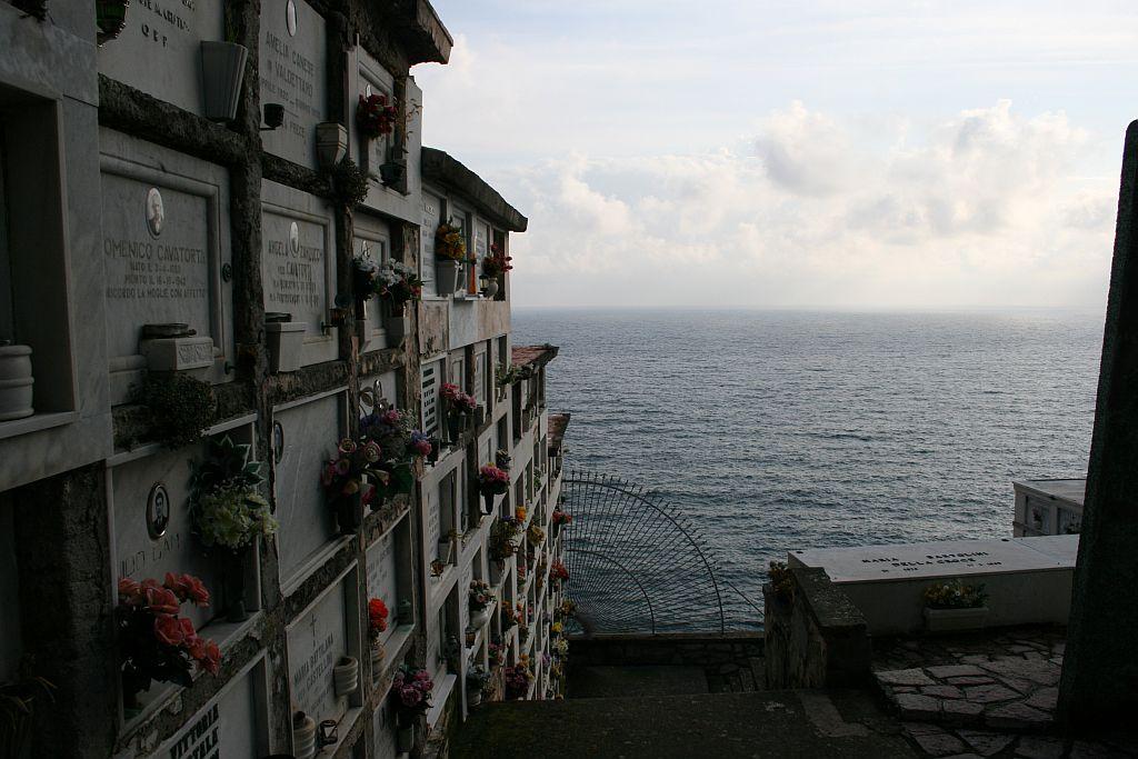 Porto Venere - Cemetary