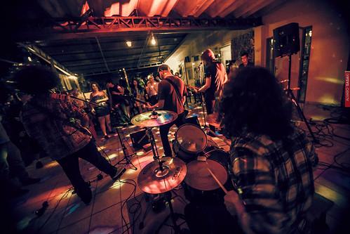 15 de Novembro, 2014 - Inner Giants @ Casa da Vó