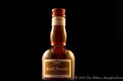 Grand Marnier (Classicpixel (Eric Galton) Photography Portfolio) Tags: liquor alcohol liqueur alcool bouteille bottle product produit nikon ericgalton classicpixel