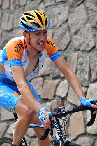 Bradley Wiggins - Giro d'Italia, stage 5