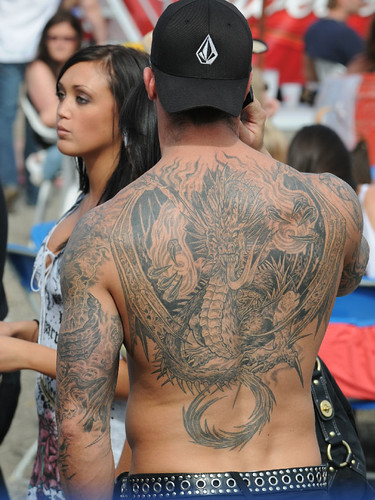 Dragon tattoo Dragon Tattoo - This