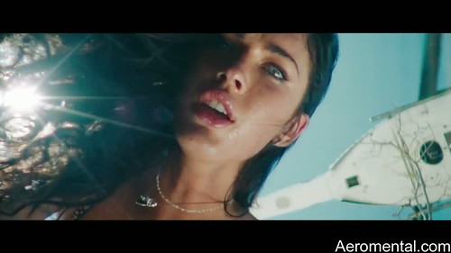 Linkin Park New Divide Megan Fox