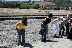 IMG_1563 (moonamtrak) Tags: girls moon girl train butt amtrak mooning laguna flashing metrolink amtrack niguel