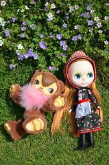 Next day go to Nemunoki Garden again, it was fine day 12