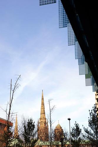 Coventry's skyline