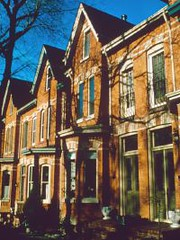 Toronto's Cabbagetown (photographer unknown)
