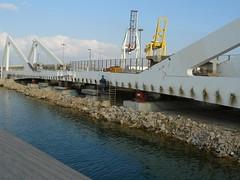 FORMULA 1 VALENCIA GP EUROPA CIRCUITO puente giartorio 2