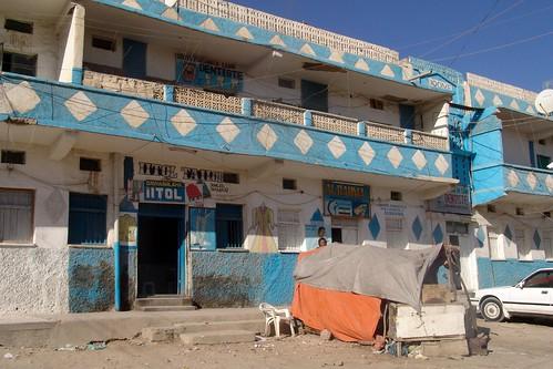 Hargeisa - Shop fronts
