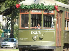 Streetcars Return to Lower St. Charles Ave. (2)