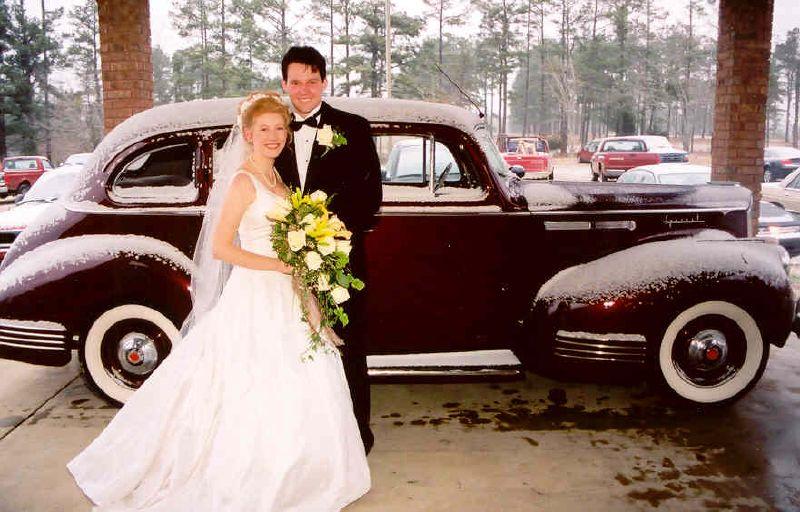 Cynda and Dave