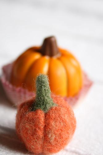 Pumpkin 2種