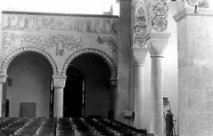 Bursfelde 1974c (Arnim Schulz) Tags: church germany deutschland roman iglesia kirche chiesa alemania romanesque allemagne église germania niedersachsen románico romanisch romanik bursfelde