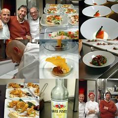 Il Gusto del Territorio 2007,Ristorante Il sole di Ranco Chef Davide Brovelli