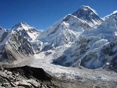 Changtse and Everest (arjayempee) Tags: nepal khumbu everest himalayas nuptse kalapattar kalapatthar changtse 1111103dsc01579 visipix