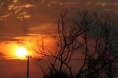 Sol precioso en el perifrico de Mrida (jasoc23) Tags: atardeceres