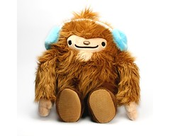 Quatchi is the cutest sasquatch around.