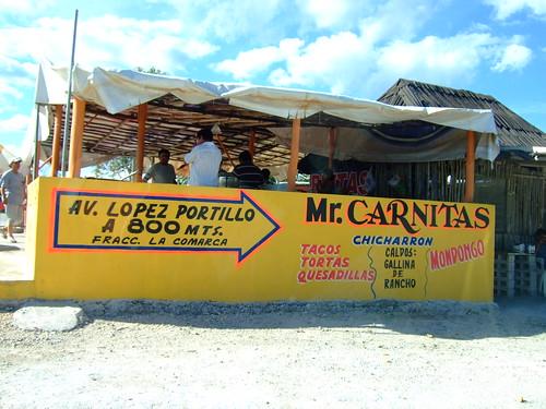 Mr. Carnitas