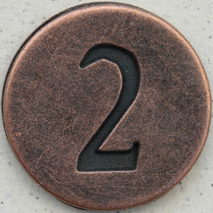Copper Number 2 by Leo Reynolds, on Flickr