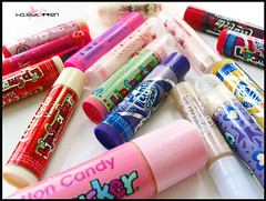 Lip Smackers (Hailey Kitten) Tags: orange yummy strawberry drpepper pineapple vanilla accessories cocacola bubblegum lipgloss grape jumbo fanta cookiedough lipbalm cookiesncream cherrycola smackers strawberrykiwi lipsmackers lipsmacker vanillacola strawberriesncream bonnebell candylipbalm icecreamies vanillacreams bubblegumvanilla