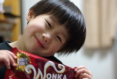 バレンタインチョコ / Wonka