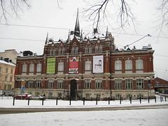 Design Museum, Helsinki, Finland (Anna Amnell) Tags: museum design helsinki ullanlinna designmuseum southernhelsinki