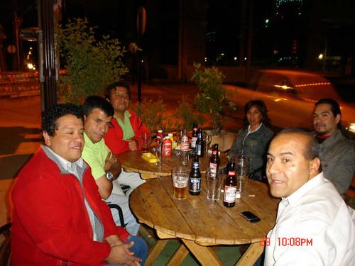 Foto ex liceanos A-9