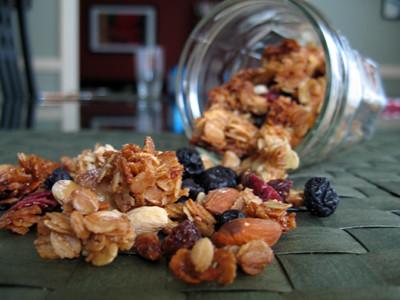 Cruncy Granola