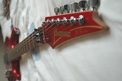 JS1200 (Floyd!!) Tags: red macro love rose gold nikon guitar strings floyd ibanez in js100 js1200