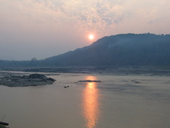 Sunrise on the Mekong Thailand 5