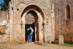 DSC_0091.JPG (tenguins) Tags: africa travel castle architecture ruins mosque arabic adventure morocco berber fortress islamic rabat chelle siteseeing chella romanruins