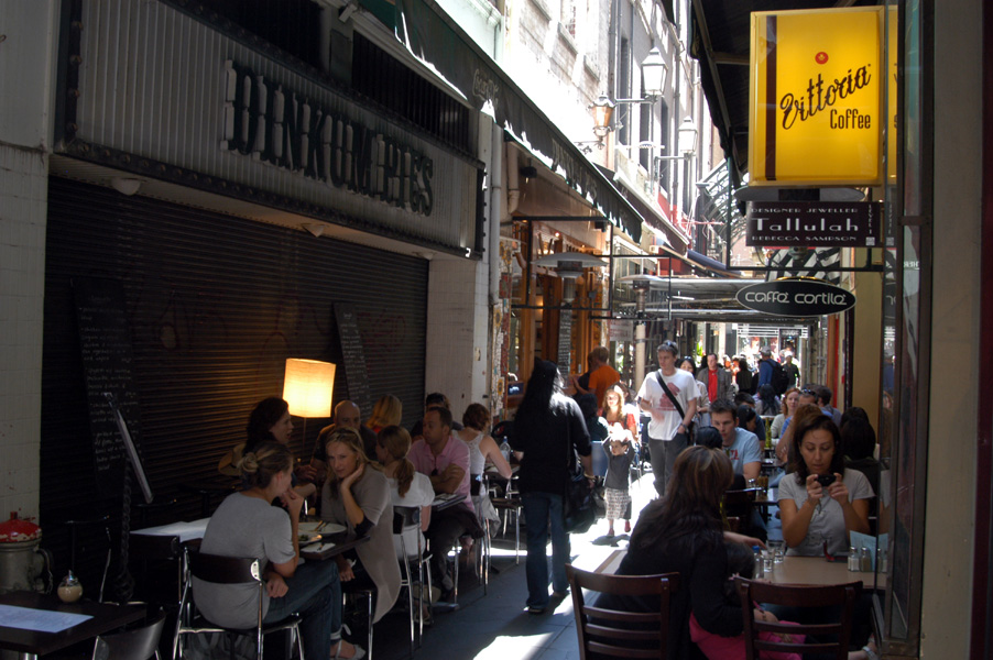 Liaison Cafe Little Collins Street