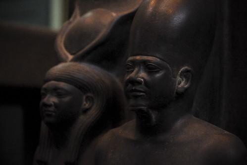 A triad of Menkaure...