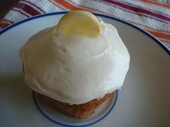 Parsnip Cupcake