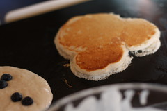 Goodbye Mickey Pancakes