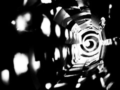 Lateralus (xnd144) Tags: blackandwhite bw music abstract rock branco out spiral pb preto spiritual espiral abstrato pretoebranco tool lateralus spiralout