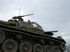 American M24 Chaffee Light Tank (R-3) Tags: light tank wwii tracks american chaffee m24 eastfortunearmour