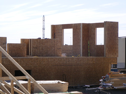 some walls are up
